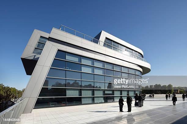 Evelyn Grace Academy Shakespeare Road London Se24 United Kingdom Architect Zaha Hadid Architects Evelyn Grace Academy Zaha Hadid Architects London...