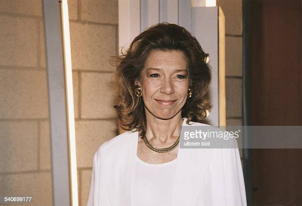 Evelyn Hamann deutsche Schauspielerin Aufgenommen März 1999