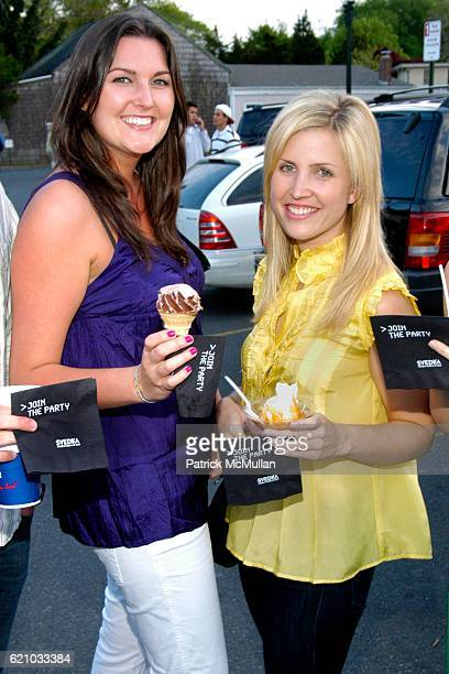 Evelyn Murray and Kelly Clark attend Maggie Rizer and Svedka Present the 5th Anniversary of Blue and Cream with Unruly Heir at East Hampton on May 24...