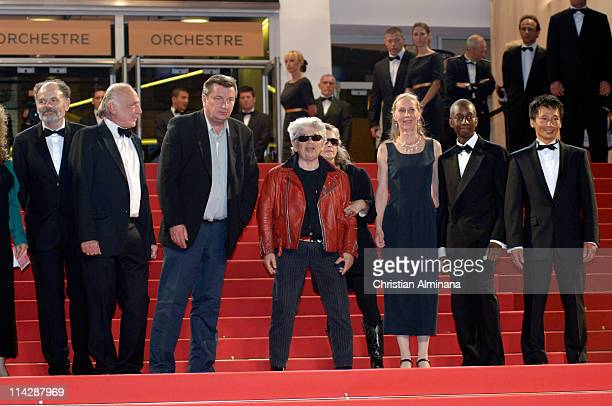 Evelyne Didi actor JeanPierre Darroussin Blondin Miguel director Aki Kaurismaki actor Little Bob guest actress Kati Outinen and Quoc DungNguyen...