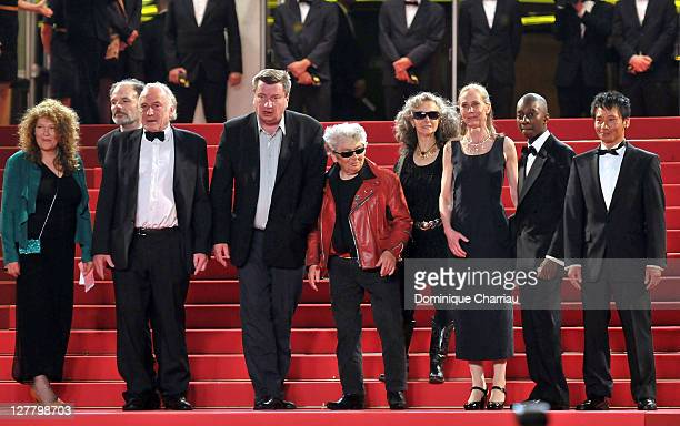 Evelyne Didi French actor JeanPierre Darroussin Blondin Miguel Director and writer Aki Kaurismaki actor Little Bob guest actress Kati Outinen guest...