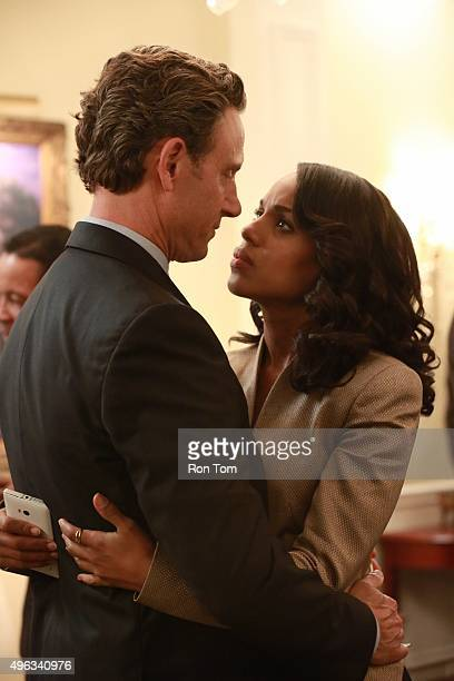 SCANDAL 'Even the Devil Deserves a Second Chance' While Fitz is focused on winning back the American people he makes a shocking discovery Meanwhile...