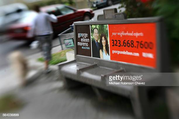 Even with all the high tech advertising available many realtors rely on old stand by ad platforms like bus benches while others utilize shopping...