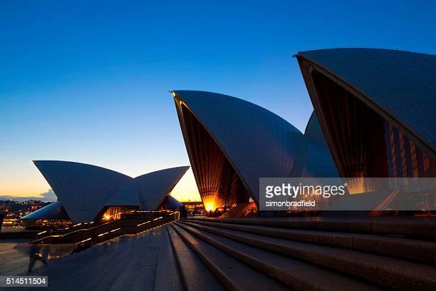 Noite na Ópera de Sydney