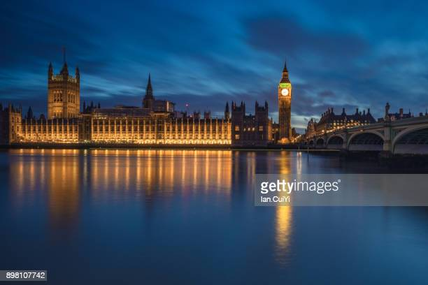 Evening Big Ben (Dusk)