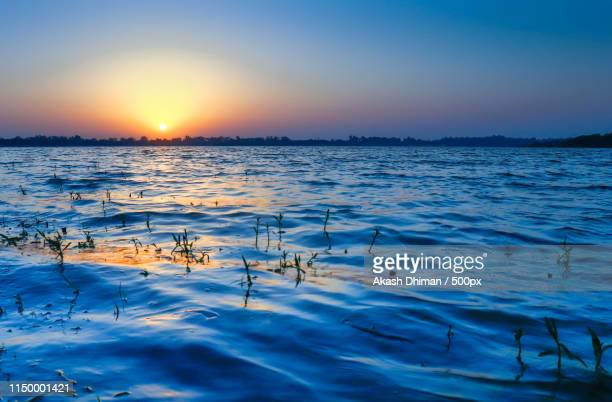 evening blues - chandigarh stock pictures, royalty-free photos & images