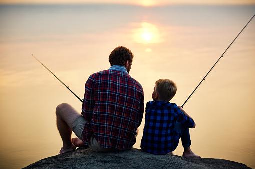 Evening fishing 599779866