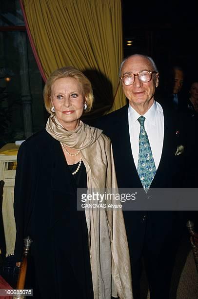Evening For 50 Years Of Olivier Orban Soirée organisée au Pavillon Elysée à PARIS pour les 50 ans d'Olivier ORBAN et les 20 ans de sa maison...