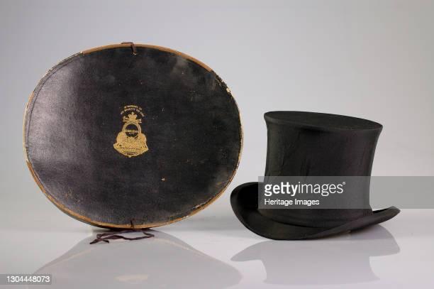 Evening hat, British, circa 1890. Artist Henry Heath Limited.