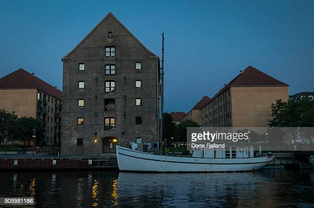 Evening in Christianshavn