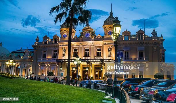 Soirée à Monte-Carlo