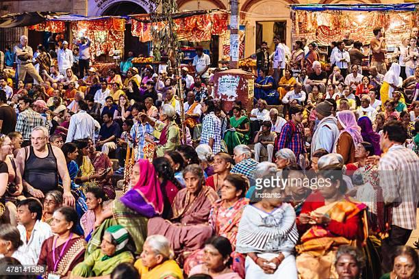 Evening in Varanasi