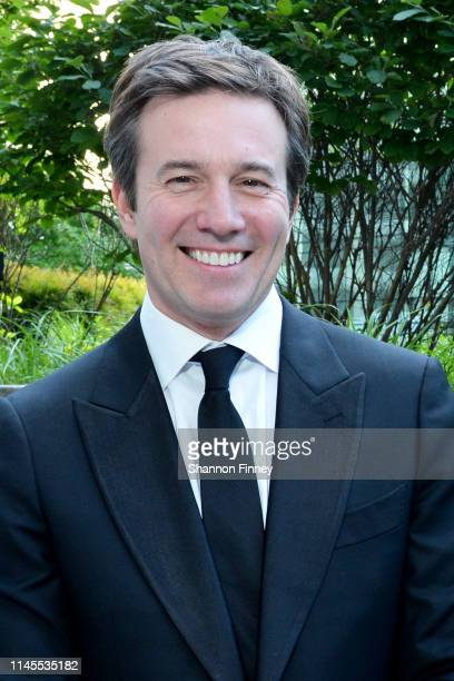 Evening News anchor Jeff Glor attends the CBS News and Politico 2019 White House Correspondents' Dinner PreParty at the Washington Hilton on April 27...