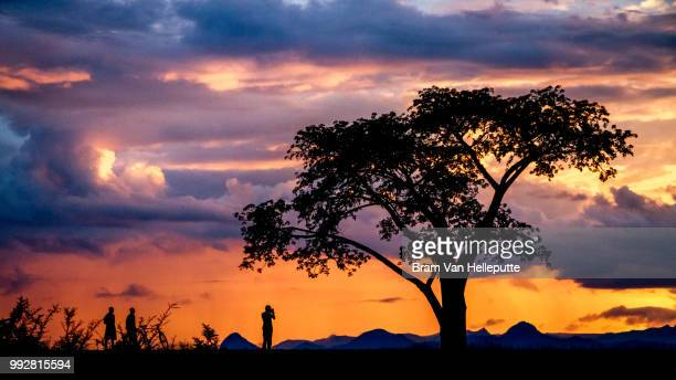 Evening palette in Malawi