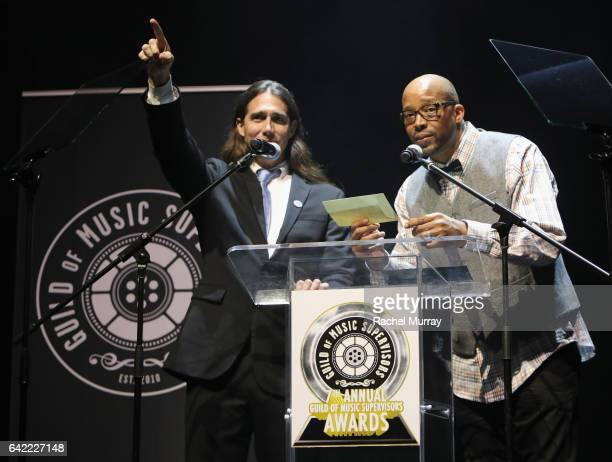 60 Top The 7th Annual Guild Of Music Supervisors Awards