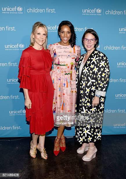 Event CoChair/Southwest Regional Board Vice Chair Joyce Goss UNICEF CoChair Jessica Nowitzki and US Fund for UNICEF Southwest Regional Board Chair...
