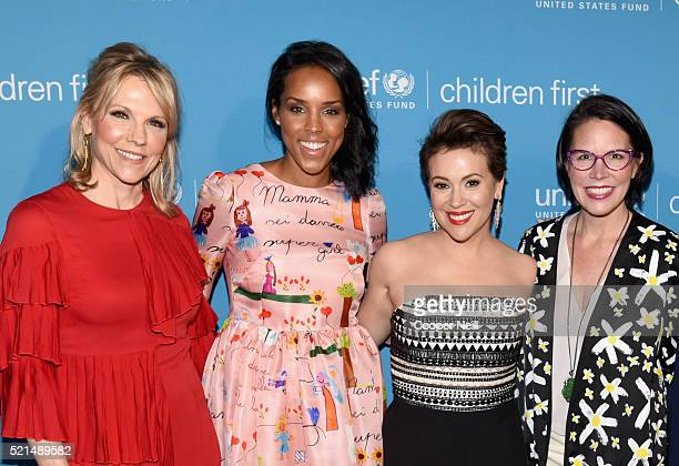 Event CoChair/Southwest Regional Board Vice Chair Joyce Goss UNICEF CoChair Jessica Nowitzki UNICEF Ambassador and recipient of the 'Spirit of...