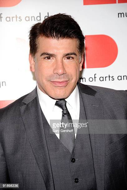 Event cohost actor Bryan Batt attends the 2009 MAD Paperball Gala at Museum of Art and Design on October 14 2009 in New York City