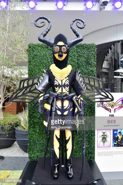 Event For Fox's The Masked Singer at The Atrium at Westfield Century City on June 04 2019 in Los Angeles California