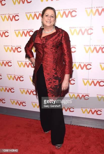 Event honoree Abigail Disney attends The Women's Media center 2018 Women's Media Awards at Capitale on November 1, 2018 in New York City.