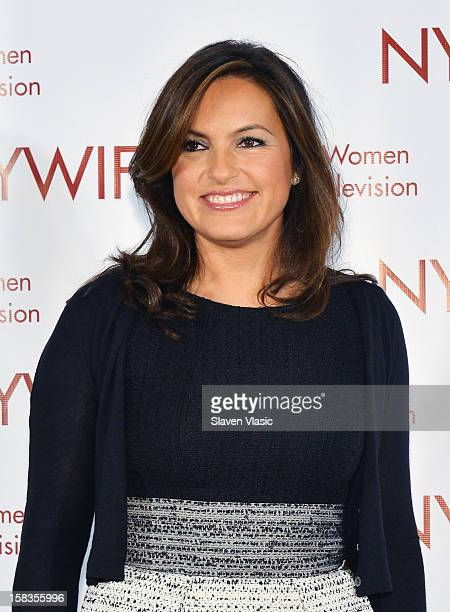 Event honoree actress Mariska Hargitay attends 2012 New York Women In Film And Television Muse Awards at Grand Ballroom New York Hilton on December...