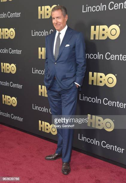 Event honoree Chairman CEO of HBO Richard Plepler attends the 2018 Lincoln Center American Songbook gala honoring HBO's Richard Plepler at Alice...