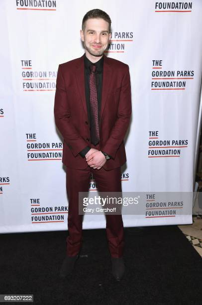 Event honoree philanthropist Alexander Soros attends the 2017 Gordon Parks Foundation Awards gala at Cipriani 42nd Street on June 6 2017 in New York...