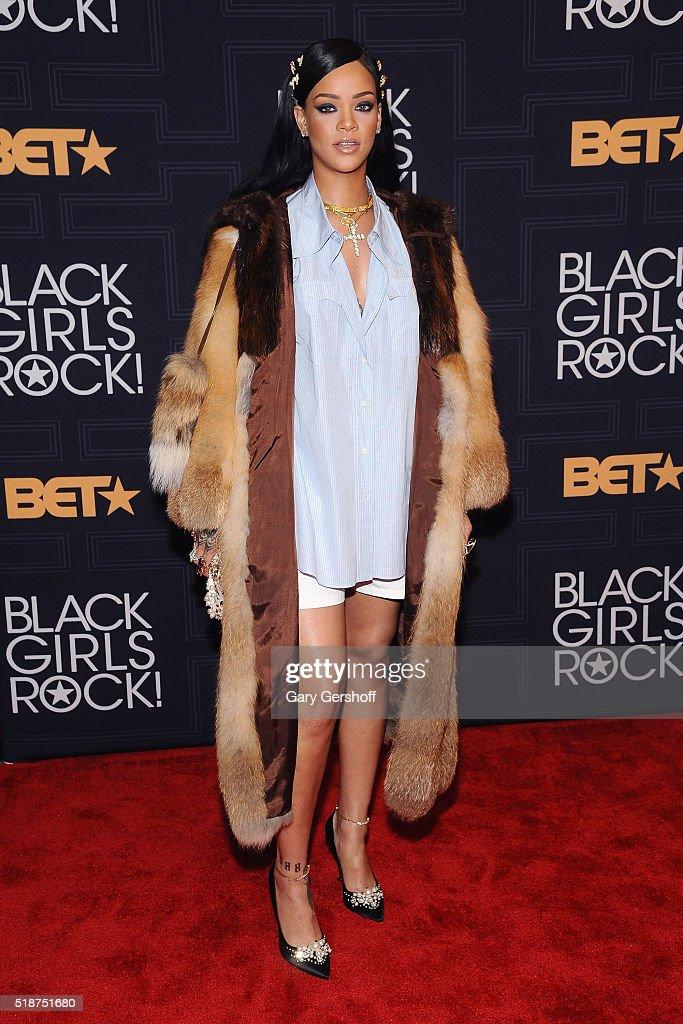 Black Girls Rock! 2016 - Arrivals : News Photo