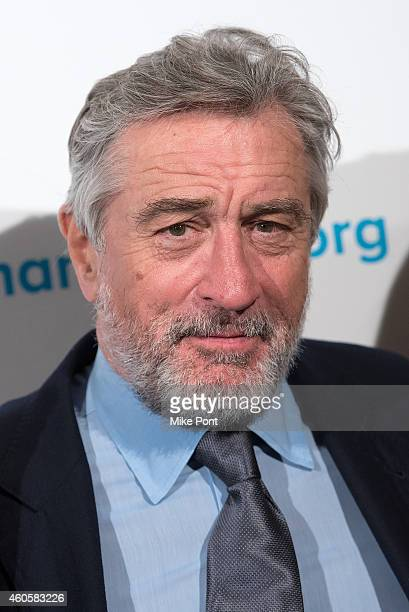 Event honoree Robert De Niro attends the 2014 Robert F Kennedy Ripple Of Hope Awards at the New York Hilton on December 16 2014 in New York City