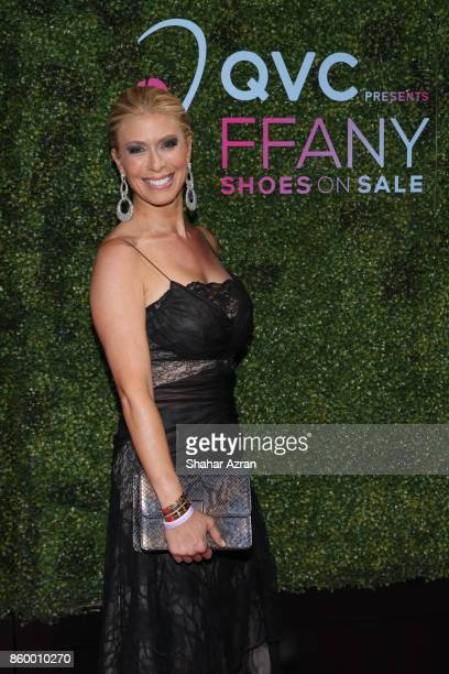Event Host Jill Martin attends 2017 FFANY Shoes On Sale Gala on October 10 2017 in New York City