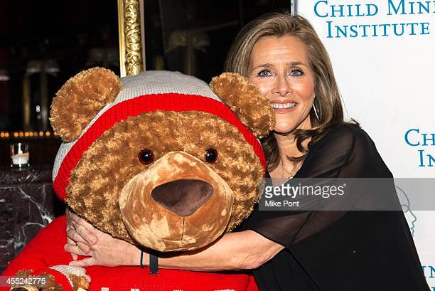 Event Host Journalist Meredith Vieira attends the 4th annual Child Mind Institute's Child Advocacy Award Dinner at Cipriani 42nd Street on December...