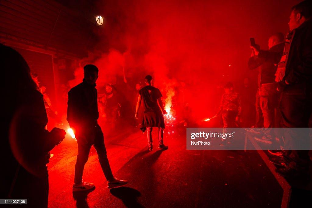 Justice For The Palermo Calcio : News Photo