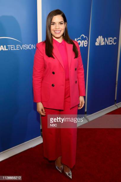SUPERSTORE FYC Event Pictured America Ferrera