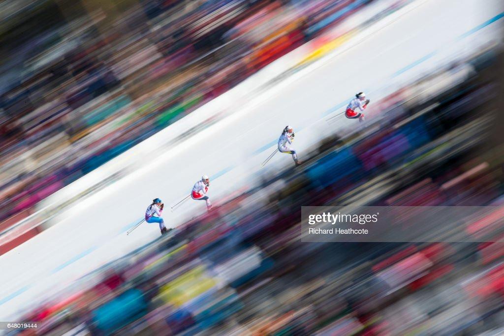 Women's Cross Country Mass Start - FIS Nordic World Ski Championships