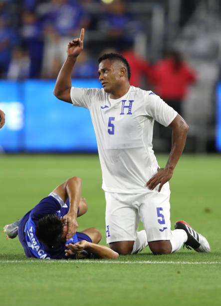 CA: Honduras v El Salvador: Group C - 2019 CONCACAF Gold Cup