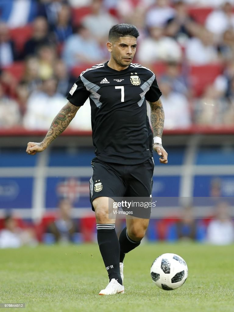 FIFA World Cup 2018 Russia'Argentina v Iceland' : News Photo