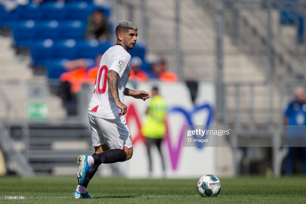 TSG 1899 Hoffenheim v Sevilla FC - Pre-Season Friendly : Photo d'actualité