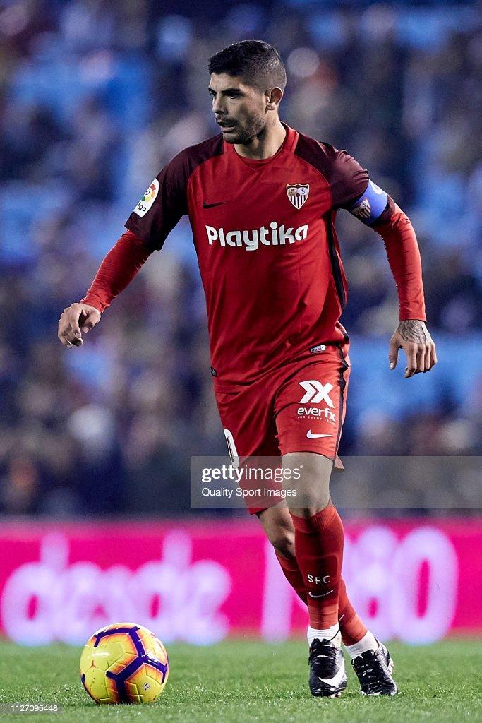 RC Celta de Vigo v Sevilla FC - La Liga : Fotografía de noticias