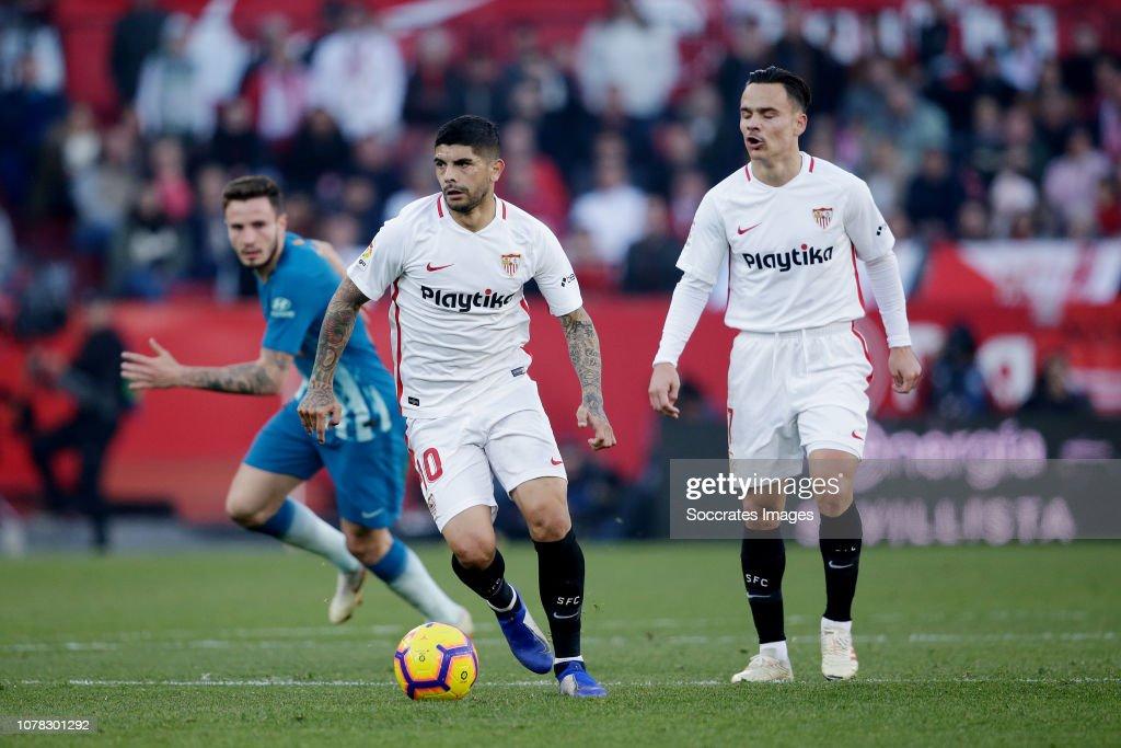 Sevilla v Atletico Madrid - La Liga Santander : Fotografía de noticias
