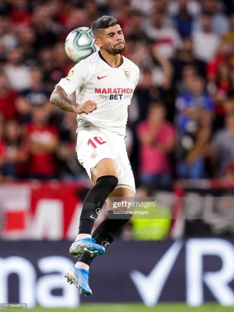 Sevilla v Real Madrid - La Liga Santander : Fotografía de noticias
