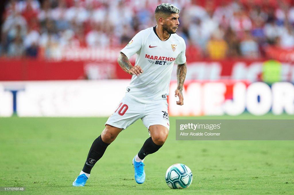 Sevilla FC v RC Celta de Vigo  - La Liga : Fotografía de noticias