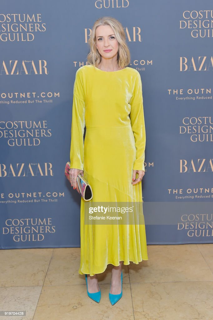 Harpers BAZAAR and the CDG Celebrate Top Costume Designers and Nominees of the 20th CDGA with an Event Presented by The OUTNET.com