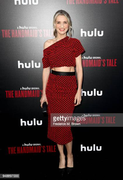 Ever Carradine attends the premiere of Hulu's The Handmaid's Tale Season 2 at TCL Chinese Theatre on April 19 2018 in Hollywood California