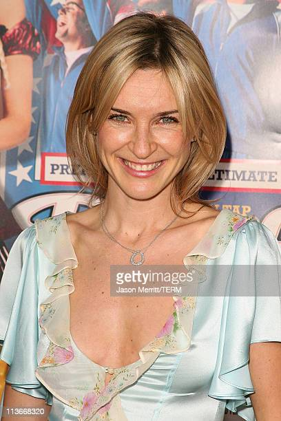 Ever Carradine during 'Beerfest' Los Angeles Premiere Arrivals at Grauman's Chinese in Hollywood California United States