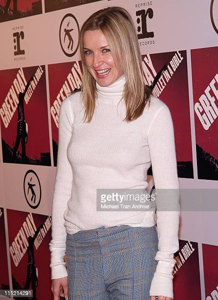 Ever Carradine during Green Day Brings 'Bullet in a Bible' to the Big Screen November 15 2005 at The Arclight in Hollywood California United States
