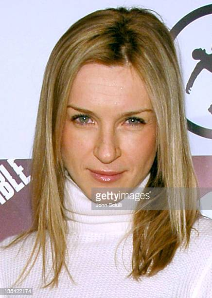 """Ever Carradine during Green Day's """"Bullet in a Bible"""" Los Angeles Premiere - Arrivals at Arclight Theatre in Hollywood, California, United States."""