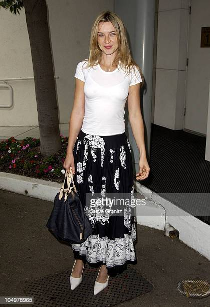 Ever Carradine during Step Up Women's Network Saks Fifth Avenue PreMother's Day Brunch at Saks Fifth Avenue in Beverly Hills California United States