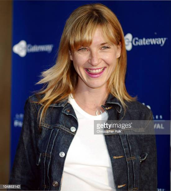 Ever Carradine during World Premiere of George Hickenlooper's 'Mayor on Sunset Strip' at ArcLight Cinerama Dome in Hollywood California United States