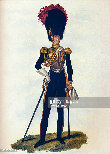 Everard William Bouverie Colonel of the Royal Horse Guards 1913 From The Connoisseur Vol XXXV [Otto Limited London 1913]