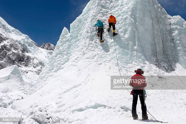 Everest Mountaineers - Nepal
